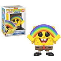 SpongeBob S3 - Spongebob with Rainbow Animation Pop! Vinyl Figure - Spongebob Gifts