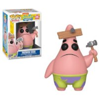 SpongeBob S3 - Patrick with Board Animation Pop! Vinyl Figure - Spongebob Gifts