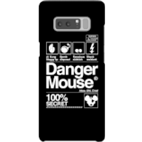 Danger Mouse 100% Secret Phone Case for iPhone and Android - Samsung Note 8 - Snap Case - Matte