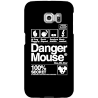 Image of Danger Mouse 100% Secret Phone Case for iPhone and Android - Samsung S6 Edge Plus - Snap Case - Gloss