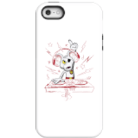 Danger Mouse DJ Phone Case for iPhone and Android - iPhone 5/5s - Tough Case - Matte