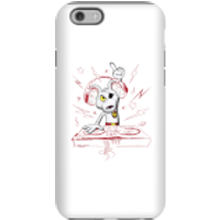Danger Mouse DJ Phone Case for iPhone and Android - iPhone 6 - Tough Case - Gloss - Dj Gifts