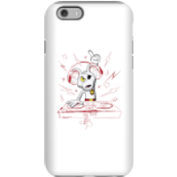 Danger Mouse DJ Phone Case for iPhone and Android - iPhone 6S - Tough Case - Gloss - Dj Gifts