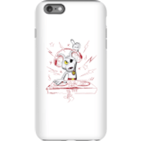 Danger Mouse DJ Phone Case for iPhone and Android - iPhone 6 Plus - Tough Case - Gloss - Dj Gifts