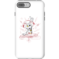 Danger Mouse DJ Phone Case for iPhone and Android - iPhone 7 Plus - Tough Case - Gloss - Dj Gifts