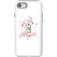 Danger Mouse DJ Phone Case for iPhone and Android - iPhone 8 - Tough Case - Gloss - Dj Gifts