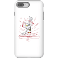 Danger Mouse DJ Phone Case for iPhone and Android - iPhone 8 Plus - Tough Case - Gloss - Dj Gifts