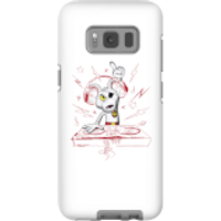 Danger Mouse DJ Phone Case for iPhone and Android - Samsung S8 - Tough Case - Gloss - Dj Gifts