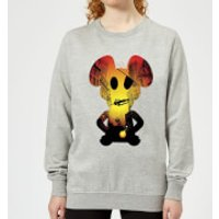 Danger Mouse Skyscraper Car Women's Sweatshirt - Grey - S - Grey