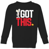 Danger Mouse I Got This Kids' Sweatshirt - Black - 11-12 Years - Black
