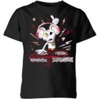 Danger Mouse DJ Kids' T-Shirt - Black - 11-12 Years - Black - Dj Gifts