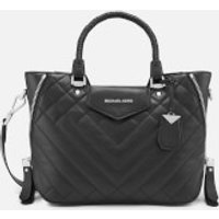 MICHAEL MICHAEL KORS Womens Blakely Medium Messenger Bag - Black