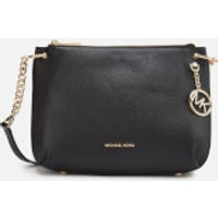 MICHAEL MICHAEL KORS Womens Lillie Large Messenger Bag - Black