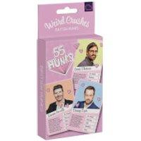 Weird Crushes British Hunks Card Game - Weird Gifts