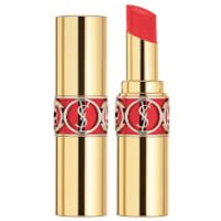 Yves Saint Laurent Rouge Volupte Shine Lipstick 4ml (Various Shades) - 82 Orange Crepe