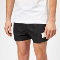 Calvin Klein Men's Short Swim Shorts - Black - M - Black