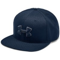 Under Armour Huddle Snapback Hat - Navy