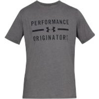 Under Armour Performance Originators T-Shirt - Grey - M