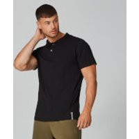 MP Luxe Classic Polo Shirt - Black - M
