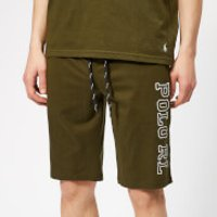 Polo Ralph Lauren Men's Cotton Slim Shorts - Spanish Olive - XL - Green