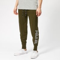 Polo Ralph Lauren Men's Cotton Joggers - Spanish Olive - L - Green