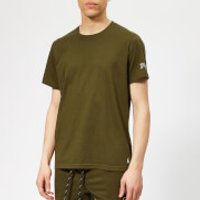 Polo Ralph Lauren Men's Sleeve Logo T-Shirt - Spanish Olive - L - Green