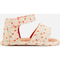 TOMS TOMS Babie's Shiloh Sandals - Floral - UK 0.5 Baby - Multi