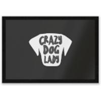 Crazy Dog Lady Entrance Mat - Dog Gifts
