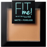 Maybelline Fit Me! Matte and Poreless Powder 9g (Various Shades) - 332 Golden