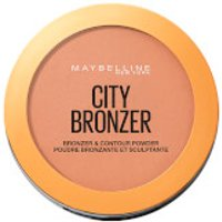 Maybelline City Bronzer and Contour Powder 8g (Various Shades) - 300 Deep Cool
