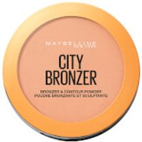 Maybelline City Bronzer and Contour Powder 8g (Various Shades) - 200 Light Shimmer