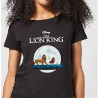 The Lion King Hakuna Matata Women's T-Shirt - Black - 5XL - Black - Lion King Gifts