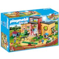 Playmobil City Life Mobile Pet Groomer with Removeable Roof (9278) - Life Gifts