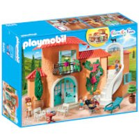 Playmobil Family Fun Summer Villa with Balcony (9420) - Summer Gifts