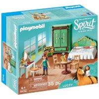 Playmobil DreamWorks Spirit Lucky's Bedroom (9476) - Playmobil Gifts