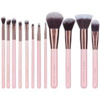 Luxie - Rose Gold 12 Piece Makeup Brush Set