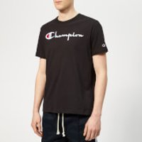 Champion Men's Logo T-Shirt - Black - XS