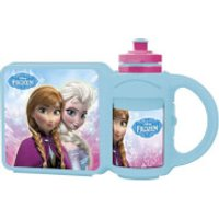 Disney Frozen Large Multi-Purpose Bottle + Lunchbox