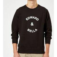 Edward & Bella Sweatshirt - Black - XL - Black