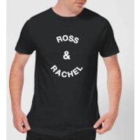 Ross & Rachel Men's T-Shirt - Black - M - Black