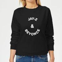 Jay-Z & Beyonce Women's Sweatshirt - Black - 5XL - Black - Beyonce Gifts