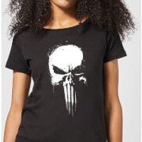Marvel Punisher Damen T-Shirt - Schwarz - XS - Schwarz