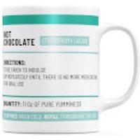 Daily Dose Hot Chocolate Mug - Hot Chocolate Gifts