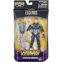 Hasbro Marvel Legends Series Avengers: Infinity War 6-inch Captain America Figure