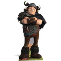 How to Train Your Dragon - Snotlout Lifesize Cardboard Cut Out - How To Train Your Dragon Gifts