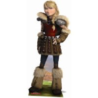 How to Train Your Dragon - Astrid Lifesize Cardboard Cut Out - How To Train Your Dragon Gifts
