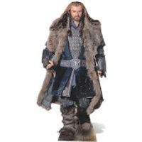 The Hobbit - Thorin Oakenshield Lifesize Cardboard Cut Out - Hobbit Gifts