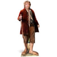 The Hobbit - Bilbo Baggins Lifesize Cardboard Cut Out - Hobbit Gifts