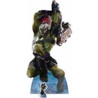 Thor Ragnarok - Gladiator Hulk Lifesize Cardboard Cut Out - Hulk Gifts