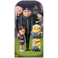 Despicable Me Adult and Child Size Stand-In Cardboard Cut Out - Despicable Me Gifts